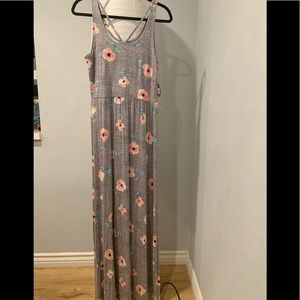 New with tags SO from kohl's maxi dress. Medium